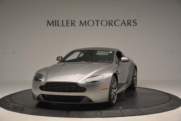 Used 2016 Aston Martin V8 Vantage GT Coupe for sale Sold at Alfa Romeo of Greenwich in Greenwich CT 06830 2