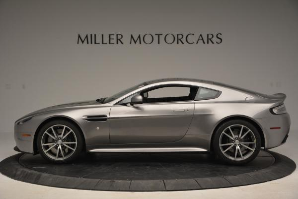 Used 2016 Aston Martin V8 Vantage GT Coupe for sale Sold at Alfa Romeo of Greenwich in Greenwich CT 06830 3