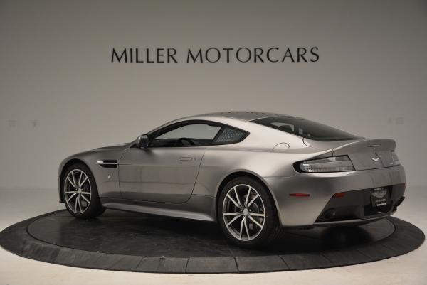 Used 2016 Aston Martin V8 Vantage GT Coupe for sale Sold at Alfa Romeo of Greenwich in Greenwich CT 06830 4