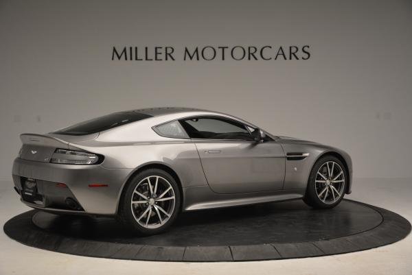 Used 2016 Aston Martin V8 Vantage GT Coupe for sale Sold at Alfa Romeo of Greenwich in Greenwich CT 06830 8