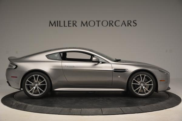 Used 2016 Aston Martin V8 Vantage GT Coupe for sale Sold at Alfa Romeo of Greenwich in Greenwich CT 06830 9