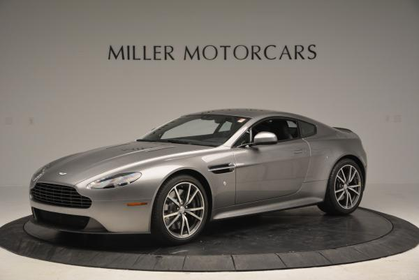 Used 2016 Aston Martin V8 Vantage GT Coupe for sale Sold at Alfa Romeo of Greenwich in Greenwich CT 06830 1