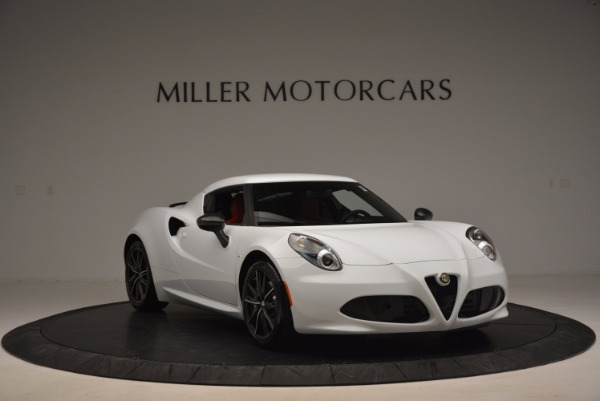 New 2016 Alfa Romeo 4C Coupe for sale Sold at Alfa Romeo of Greenwich in Greenwich CT 06830 11