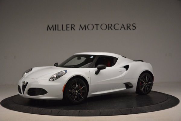 New 2016 Alfa Romeo 4C Coupe for sale Sold at Alfa Romeo of Greenwich in Greenwich CT 06830 2