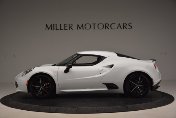 New 2016 Alfa Romeo 4C Coupe for sale Sold at Alfa Romeo of Greenwich in Greenwich CT 06830 3