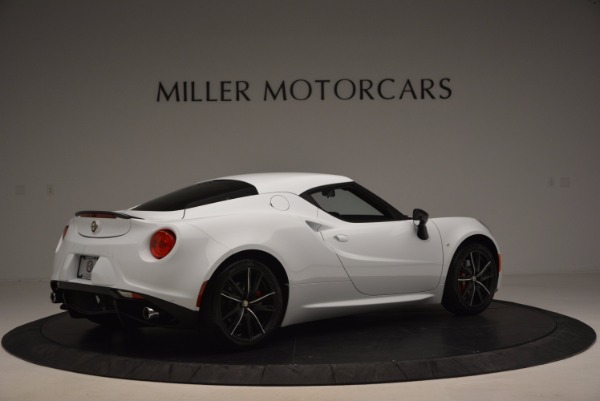 New 2016 Alfa Romeo 4C Coupe for sale Sold at Alfa Romeo of Greenwich in Greenwich CT 06830 8
