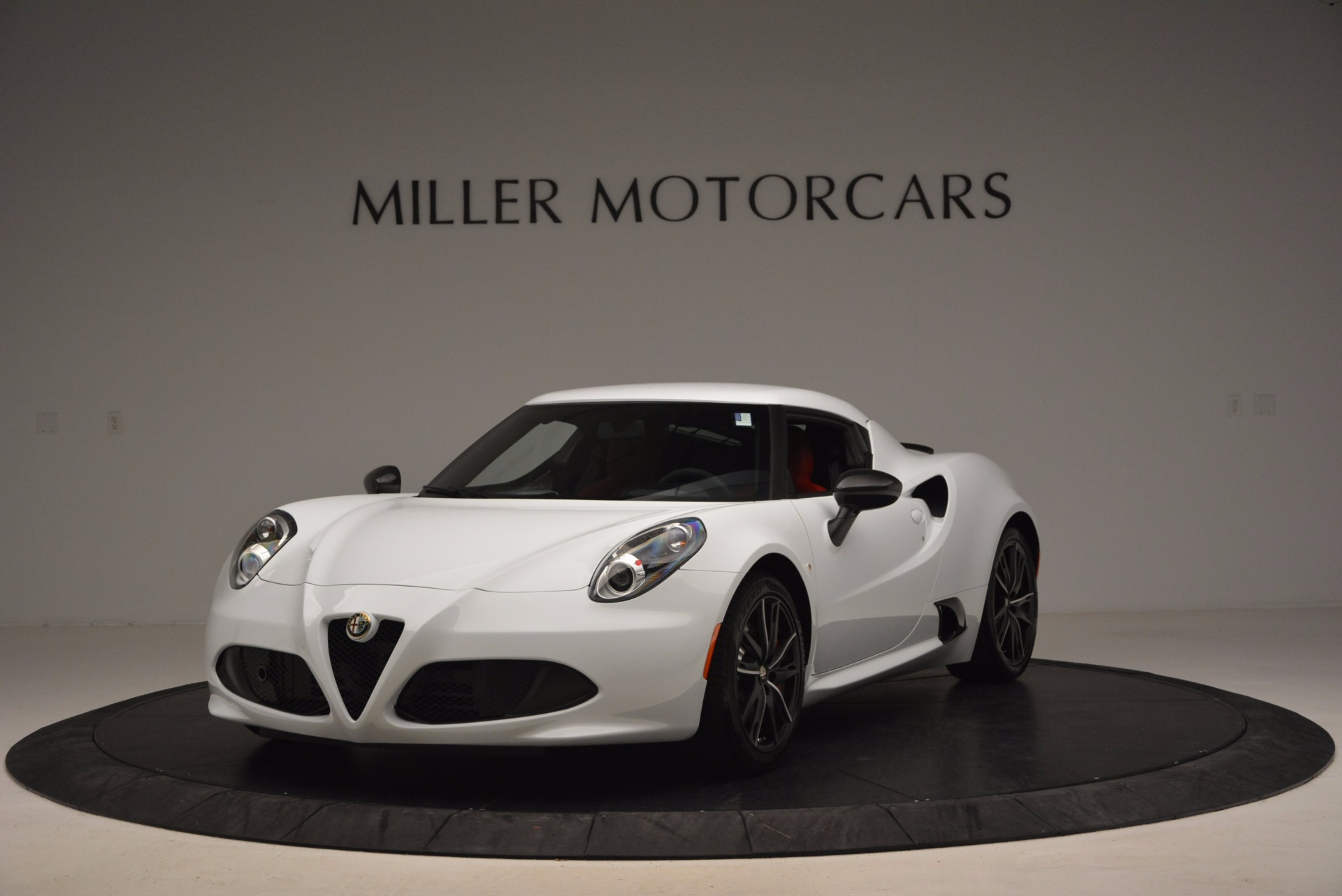 New 2016 Alfa Romeo 4C Coupe for sale Sold at Alfa Romeo of Greenwich in Greenwich CT 06830 1
