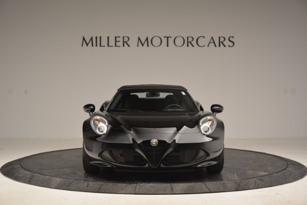 New 2016 Alfa Romeo 4C Spider for sale Sold at Alfa Romeo of Greenwich in Greenwich CT 06830 24