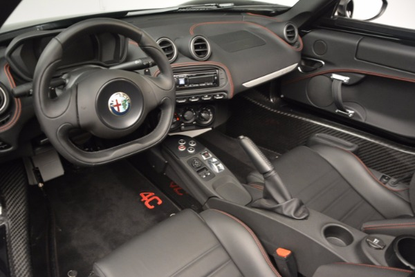 New 2016 Alfa Romeo 4C Spider for sale Sold at Alfa Romeo of Greenwich in Greenwich CT 06830 25
