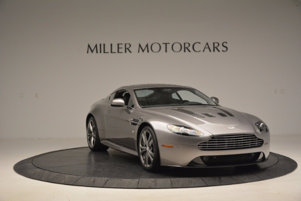 Used 2012 Aston Martin V12 Vantage for sale Sold at Alfa Romeo of Greenwich in Greenwich CT 06830 11