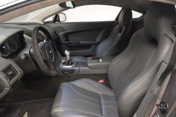 Used 2012 Aston Martin V12 Vantage for sale Sold at Alfa Romeo of Greenwich in Greenwich CT 06830 13