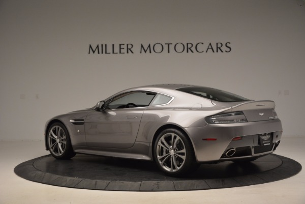 Used 2012 Aston Martin V12 Vantage for sale Sold at Alfa Romeo of Greenwich in Greenwich CT 06830 4