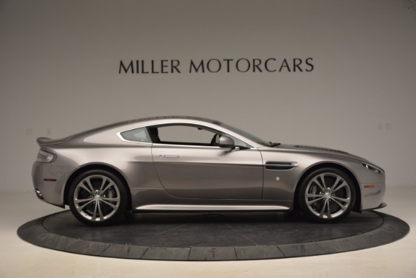 Used 2012 Aston Martin V12 Vantage for sale Sold at Alfa Romeo of Greenwich in Greenwich CT 06830 9