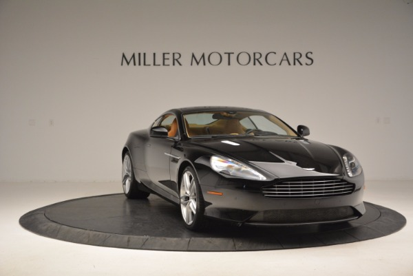 Used 2014 Aston Martin DB9 for sale Sold at Alfa Romeo of Greenwich in Greenwich CT 06830 11