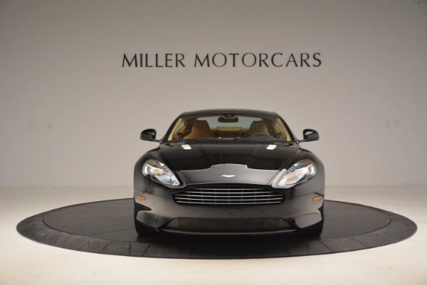 Used 2014 Aston Martin DB9 for sale Sold at Alfa Romeo of Greenwich in Greenwich CT 06830 12