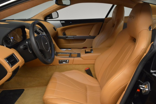 Used 2014 Aston Martin DB9 for sale Sold at Alfa Romeo of Greenwich in Greenwich CT 06830 13