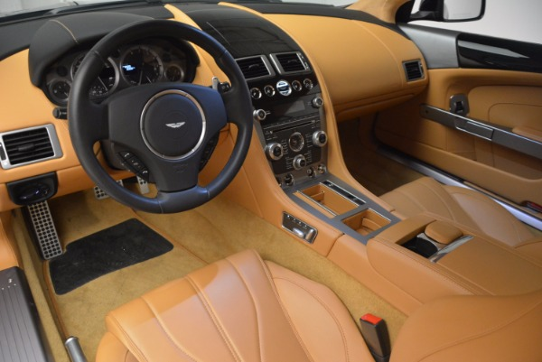 Used 2014 Aston Martin DB9 for sale Sold at Alfa Romeo of Greenwich in Greenwich CT 06830 14