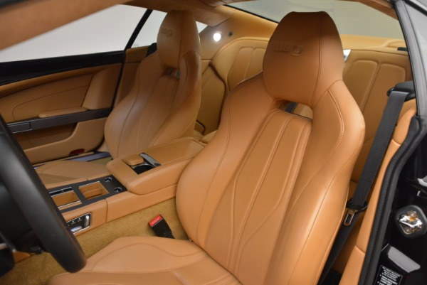 Used 2014 Aston Martin DB9 for sale Sold at Alfa Romeo of Greenwich in Greenwich CT 06830 15