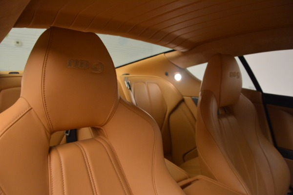 Used 2014 Aston Martin DB9 for sale Sold at Alfa Romeo of Greenwich in Greenwich CT 06830 16