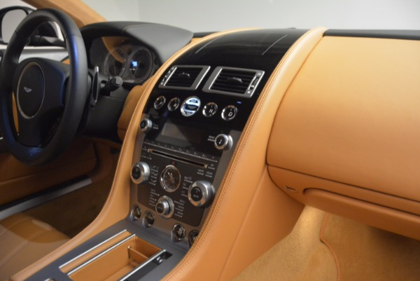 Used 2014 Aston Martin DB9 for sale Sold at Alfa Romeo of Greenwich in Greenwich CT 06830 17