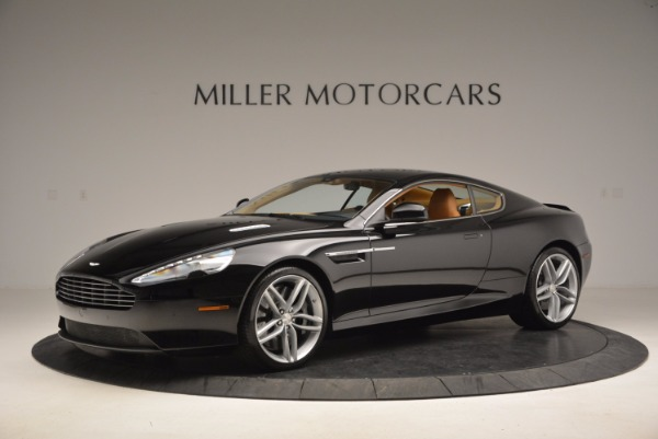 Used 2014 Aston Martin DB9 for sale Sold at Alfa Romeo of Greenwich in Greenwich CT 06830 2