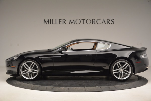 Used 2014 Aston Martin DB9 for sale Sold at Alfa Romeo of Greenwich in Greenwich CT 06830 3