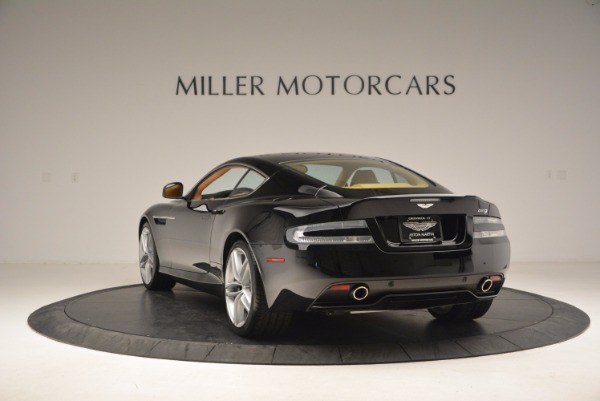 Used 2014 Aston Martin DB9 for sale Sold at Alfa Romeo of Greenwich in Greenwich CT 06830 5