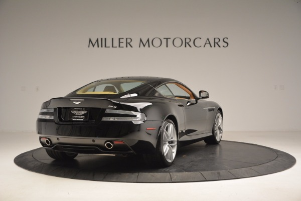 Used 2014 Aston Martin DB9 for sale Sold at Alfa Romeo of Greenwich in Greenwich CT 06830 7