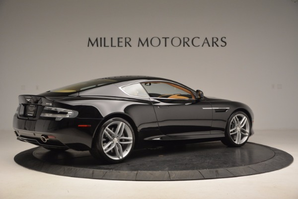 Used 2014 Aston Martin DB9 for sale Sold at Alfa Romeo of Greenwich in Greenwich CT 06830 8