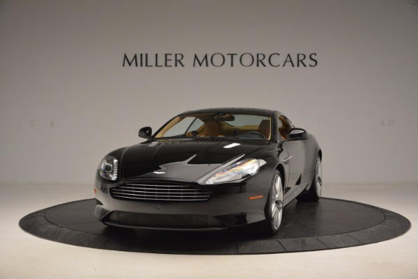 Used 2014 Aston Martin DB9 for sale Sold at Alfa Romeo of Greenwich in Greenwich CT 06830 1