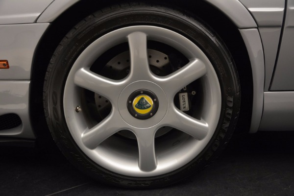 Used 2001 Lotus Esprit for sale Sold at Alfa Romeo of Greenwich in Greenwich CT 06830 13