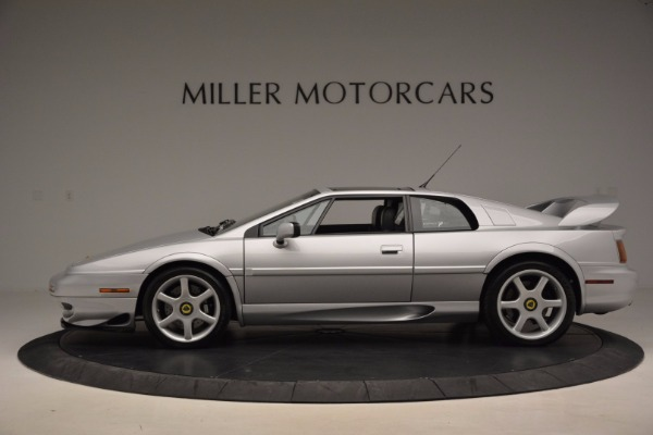 Used 2001 Lotus Esprit for sale Sold at Alfa Romeo of Greenwich in Greenwich CT 06830 3