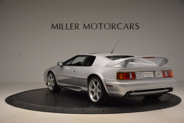 Used 2001 Lotus Esprit for sale Sold at Alfa Romeo of Greenwich in Greenwich CT 06830 5