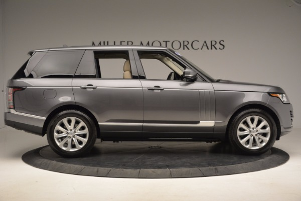 Used 2016 Land Rover Range Rover HSE TD6 for sale Sold at Alfa Romeo of Greenwich in Greenwich CT 06830 9