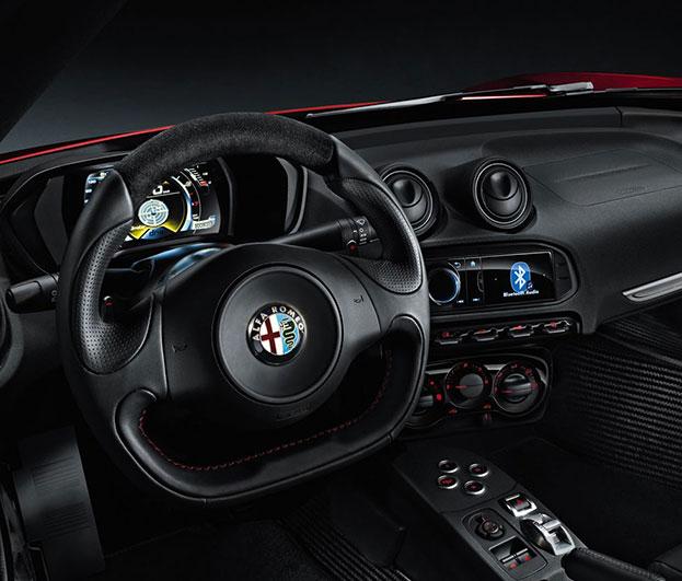 Alfa Romeo 4C Coupe