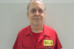 Lee Stayton - Ferrari Certified Master Technician